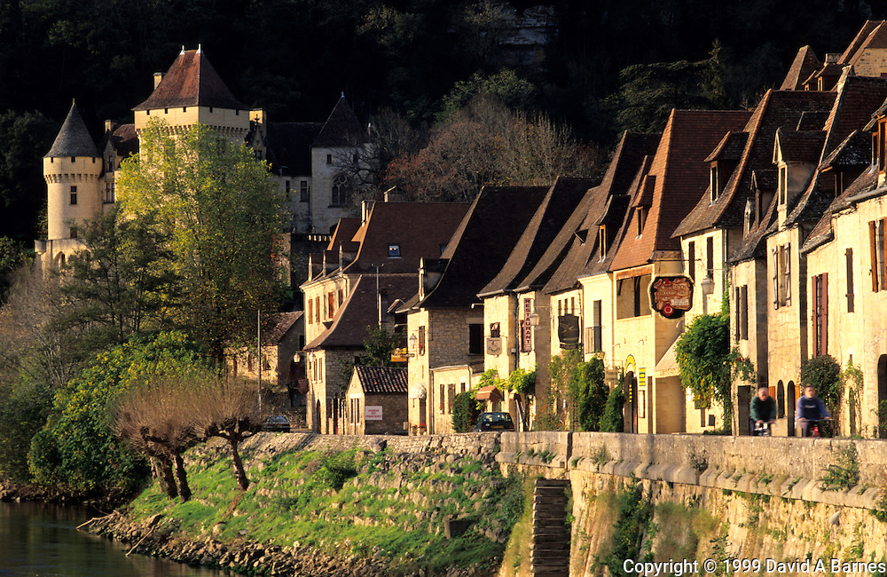 La Roque-Gageac, Dordogne Valley, Dordogne, France