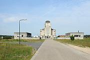 Setbezoek van 'Mega Mindy en de Snoepbaron' in Radio Kootwijk, een voormalig zenderpark dat in de 20ste eeuw een belangrijke communicatieverbinding vormde tussen Nederland en zijn toenmalige koloni&euml;n, met name Nederlands-Indi&euml;.<br /> <br /> Op de foto: Radio Kootwijk