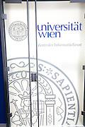 Universities in Vienna, Austria..Universität Wien..NIG (Neues Institutsgebäude)