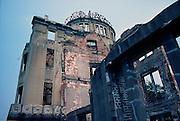 Travelling Japan: buddhist culture, temples and rituals in Tokyo, Nara, Pakche, Mijyjima, Hiroshima, Nikko. © Romano P. Riedo Hiroshima Memorial Museum.