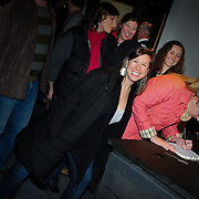 Music Hall members' party at The Loft, following the Rebirth Brass Band concert, April, 2011