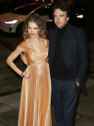 February 18, 2019 - London, United Kingdom - Natalia Vodianova and Antoine Arnault attend the Fabulous Fund Fair as part of London Fashion Week event. (Credit Image: © Brett Cove/SOPA Images via ZUMA Wire)
