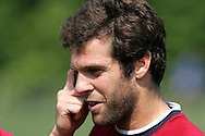 17 May 2006: Midfielder Ben Olsen. The United States' Men's National Team trained at SAS Soccer Park in Cary, NC, in preparation for the 2006 World Cup tournament to be played in Germany from June 9 through July 9, 2006.