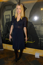 60591353<br /> Peaches Geldof during entrepreneur Richard Lugner's 81st birthday party in Vienna, Austria, Friday October. 11, 2013. Picture by imago /  i-Images<br /> UK ONLY