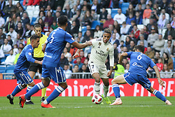 December 6, 2018 - Madrid, Madrid, Spain - Mariano of Real Madrid in action during the King Throphy Spanish Championship,  football match between Real Madrid and Melilla on December 06, 2018 at Santiago Bernabeu stadium  in Madrid, Spain. (Credit Image: © AFP7 via ZUMA Wire)