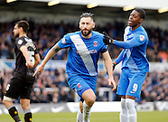 Hartlepool United v Mansfield Town 020416