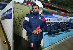 Marlon Pack of Bristol City arrives at the Macron Stadium ahead of the fixture with Bolton Wanderers - Mandatory by-line: Robbie Stephenson/JMP - 02/02/2018 - FOOTBALL - Macron Stadium - Bolton, England - Bolton Wanderers v Bristol City - Sky Bet Championship