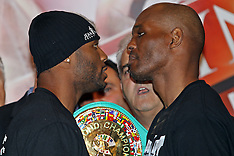 May 20, 2011: Jean Pascal vs Bernard Hopkins II Weigh-In