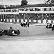 Historic Motor Racing at the Donington Park Festival 2015