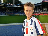 30-08-2008 VOETBAL:WILLEM II:AJAX:TILBURG<br /> Xam van Domburg, King Reporter<br /> Foto: Geert van Erven