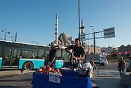 Turkey. Istambul. Eminonu district. quartier de Eminonu