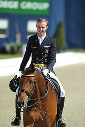 Rothenberger Sonke, (GER), Cosmo 59<br /> Qualification Grand Prix Special<br /> Horses & Dreams meets Denmark - Hagen 2016<br /> © Hippo Foto - Stefan Lafrentz