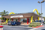 McDonalds at Washington Blvd and Rosemead in Pico Rivera