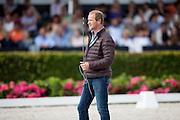 Joop van Uytert<br /> Excellent Dressage Sales<br /> Longines FEI/WBFSH World Breeding Dressage Championships for Young Horses 2016<br /> © DigiShots
