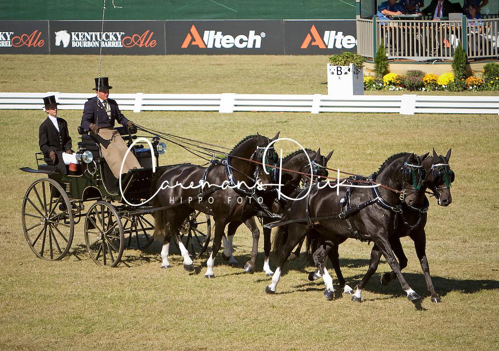 Exell Boyd (AUS) <br /> Alltech FEI World Equestrian Games<br /> Lexington - Kentucky 2010<br /> &copy; Hippo Foto - Dirk Caremans