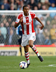 Stoke City's Steven N'Zonzi - Photo mandatory by-line: Matt Bunn/JMP - Tel: Mobile: 07966 386802 14/09/2013 - SPORT - FOOTBALL -  Britannia Stadium - Stoke-On-Trent - Stoke City V Manchester City - Barclays Premier League