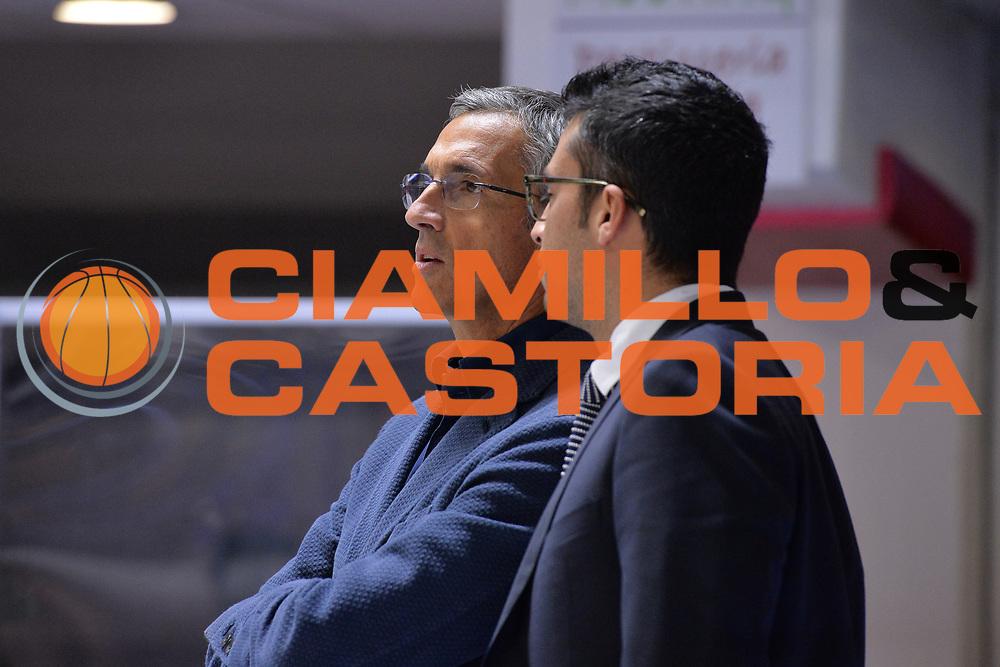 Marino Fernando, Marino Tullio<br /> Happycasa Basket Brindisi - Sidigas Avellino<br /> Legabasket serieA 2017-2018<br /> Brindisi , 15/11/2017<br /> Foto Ciamillo-Castoria/ M.Longo