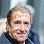 NLD/Amsterdam//20170309 - Herdenkingsdienst Guus Verstraete, Serge Schaap