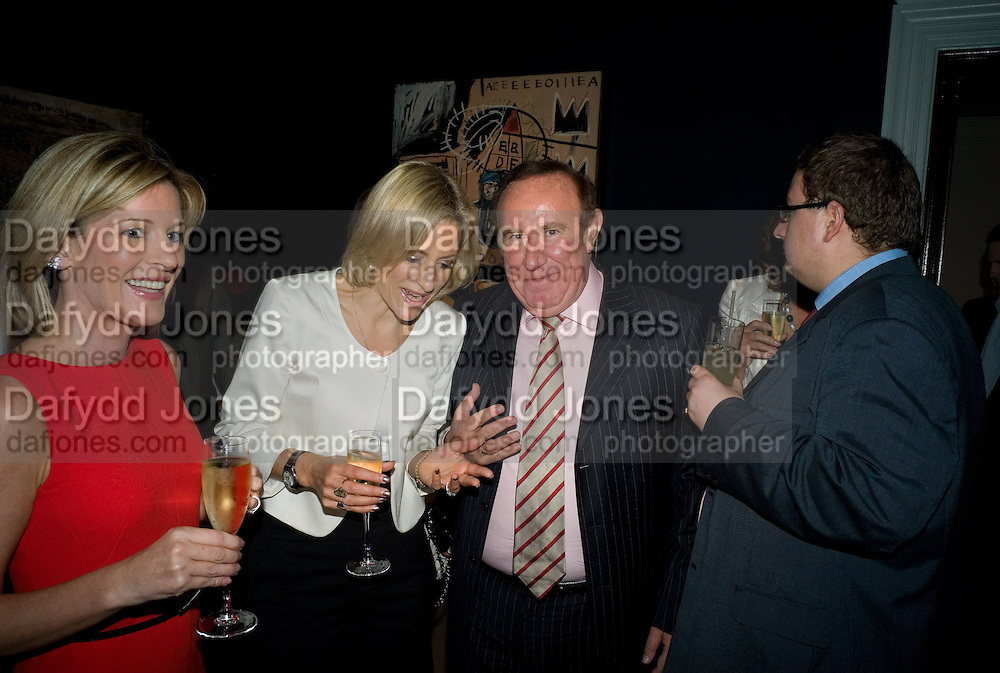 ANDREA CATHERWOOD; EMILY MAITLIS; ANDREW NEIL, Master and Commanders by Andrew Roberts book launch. Sotheby's Bond Street . London. 13 October 2008 *** Local Caption *** -DO NOT ARCHIVE -Copyright Photograph by Dafydd Jones. 248 Clapham Rd. London SW9 0PZ. Tel 0207 820 0771. www.dafjones.com