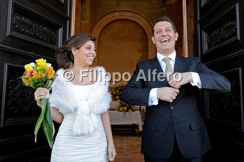 &copy; Filippo Alfero<br /> Paola e Daniele<br /> Casorzo (AT), 27/03/2010