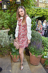 Amber Le Bon at The Ivy Chelsea Garden Summer Party ,The Ivy Chelsea Garden, King's Road, London, England. 14 May 2019. <br /> <br /> ***For fees please contact us prior to publication***