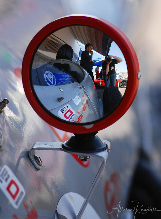 Scenes and details of vintage and classic cars, seen at Laguna Seca during the Historic racing events of Monterey Car Week