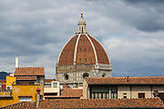 Filippo Brunelleschi; Cathedral of Saint Mary of the Flowers; Cattedrale di Santa Maria del Fiore; Florence; Il Duomo di Firenze; Italy; Santa Maria del Fiore