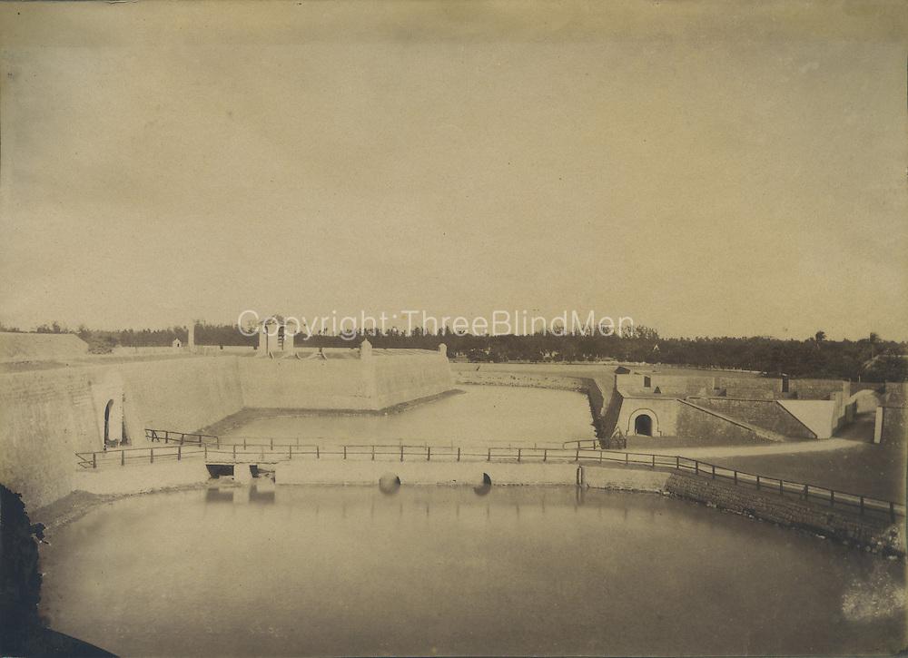 Dutch Fort. Jaffna.<br /> by Skeen &amp; Co.