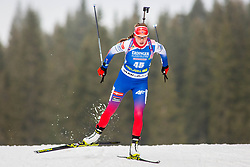 Ivona Fialkova (SVK) during Women 15km Individual at day 5 of IBU Biathlon World Cup 2018/19 Pokljuka, on December 6, 2018 in Rudno polje, Pokljuka, Pokljuka, Slovenia. Photo by Ziga Zupan / Sportida