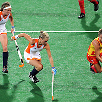women Netherlands vs Spain