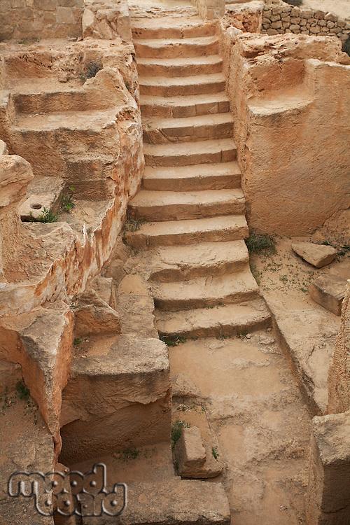 Tombs of the Kings Paphos Cyprus