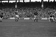 05/09/1982<br /> 09/05/1982<br /> 5 September 1982<br /> All-Ireland Hurling Final: Cork v Kilkenny at Croke Park, Dublin. <br /> Anyone's ball, but the Cork defence was stronger this time as the ball was cleared.