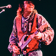 Stevie Ray Vaughn plays the Paramount Theatre in Seattle on 12-7-1989