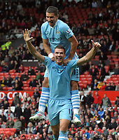 Old Trafford Manchester United v Manchester City (1-6)  Premier League 23/10/2011<br />