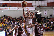 Anthony Raffa<br /> Unicusano Roma - Lighthouse Trapani<br /> Campionato Basket LNP 2016/2017<br /> Roma 08/12/2016<br /> Foto Ciamillo-Castoria