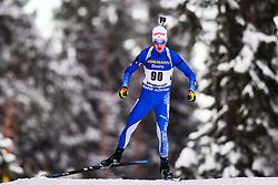 March 9, 2019 - –Stersund, Sweden - 190309 Tero Seppala of Finland competes in the Men's 10 KM sprint during the IBU World Championships Biathlon on March 9, 2019 in Östersund..Photo: Petter Arvidson / BILDBYRÃ…N / kod PA / 92252 (Credit Image: © Petter Arvidson/Bildbyran via ZUMA Press)