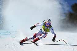 March 14, 2019 - ANDORRA - Mauro Caviezel (SUI) during Men's Super Giant of Audi FIS Ski World Cup Finals 18/19 on March 14, 2019 in Grandvalira Soldeu/El Tarter, Andorra. (Credit Image: © AFP7 via ZUMA Wire)