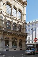Herrengasse Wien, Cafe Central, Hochhaus Herrengasse