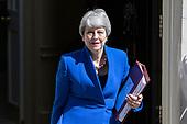 Theresa May last PMQ's