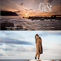 Shot for the 2012-2013 collection of Gust.