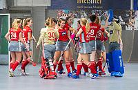 HAMBURG  (Ger) - Match 19,  for bronze , Der Club an der Alster (Ger) - Club Campo de Madrid (Esp) (7-0)  Photo: . Club Cup 2019 Women . WORLDSPORTPICS COPYRIGHT  KOEN SUYK