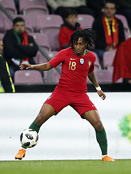 Gelson Martins of Portugal during the International friendly match match between Portugal and The Netherlands at Stade de Genève on March 26, 2018 in Geneva, Switzerland