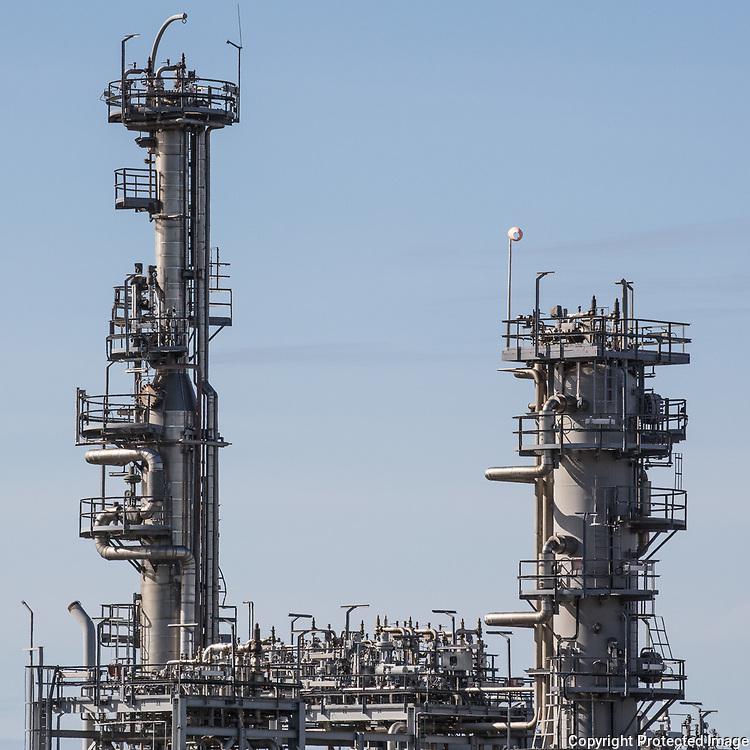 Point of Ayr Gas Terminal, Flintshire.