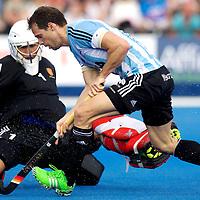 12 England - Argentina (Pool A)