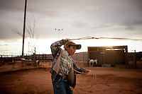 navajo rodeo September 2011