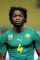 Fussball International, Italienische Nationalmannschaft  Italien - Kamerun 03.03.2010 Alexandre Song (Kamerun)