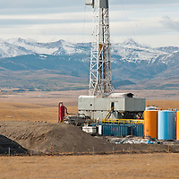 badger two medicine area of the rocky mountain front, montana, rocky mountains