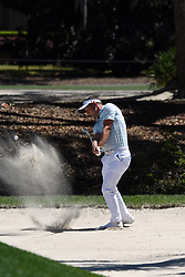 April 12, 2018 - Hilton Head Island, South Carolina, U.S. - HILTON HEAD ISLAND, SC - APRIL 12: Luke Donald,  during the first round of the RBC Heritage on April 12, 2018 at Harbour Town Golf Links in Hilton Head Island, SC. (Photo by Theodore A. Wagner/Icon Sportswire) (Credit Image: © Theodore A. Wagner/Icon SMI via ZUMA Press)