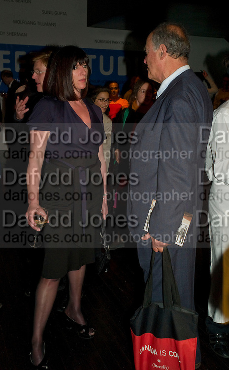 ANNA MOTZ AND JORICK BLUMENFELD.  Opening of Street & Studio exhibition at Tate Modern on Tuesday 20 May 2008.  *** Local Caption *** -DO NOT ARCHIVE-© Copyright Photograph by Dafydd Jones. 248 Clapham Rd. London SW9 0PZ. Tel 0207 820 0771. www.dafjones.com.