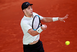 Born a Coric, Croatia, during Madrid Open Tennis 2018 match. May 10, 2018. Photo by Acero/Alterphotos/ABACAPRESS.COM